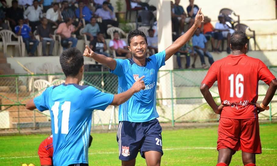 Thongkhosiem Haokip-Durand Cup-Pune FC