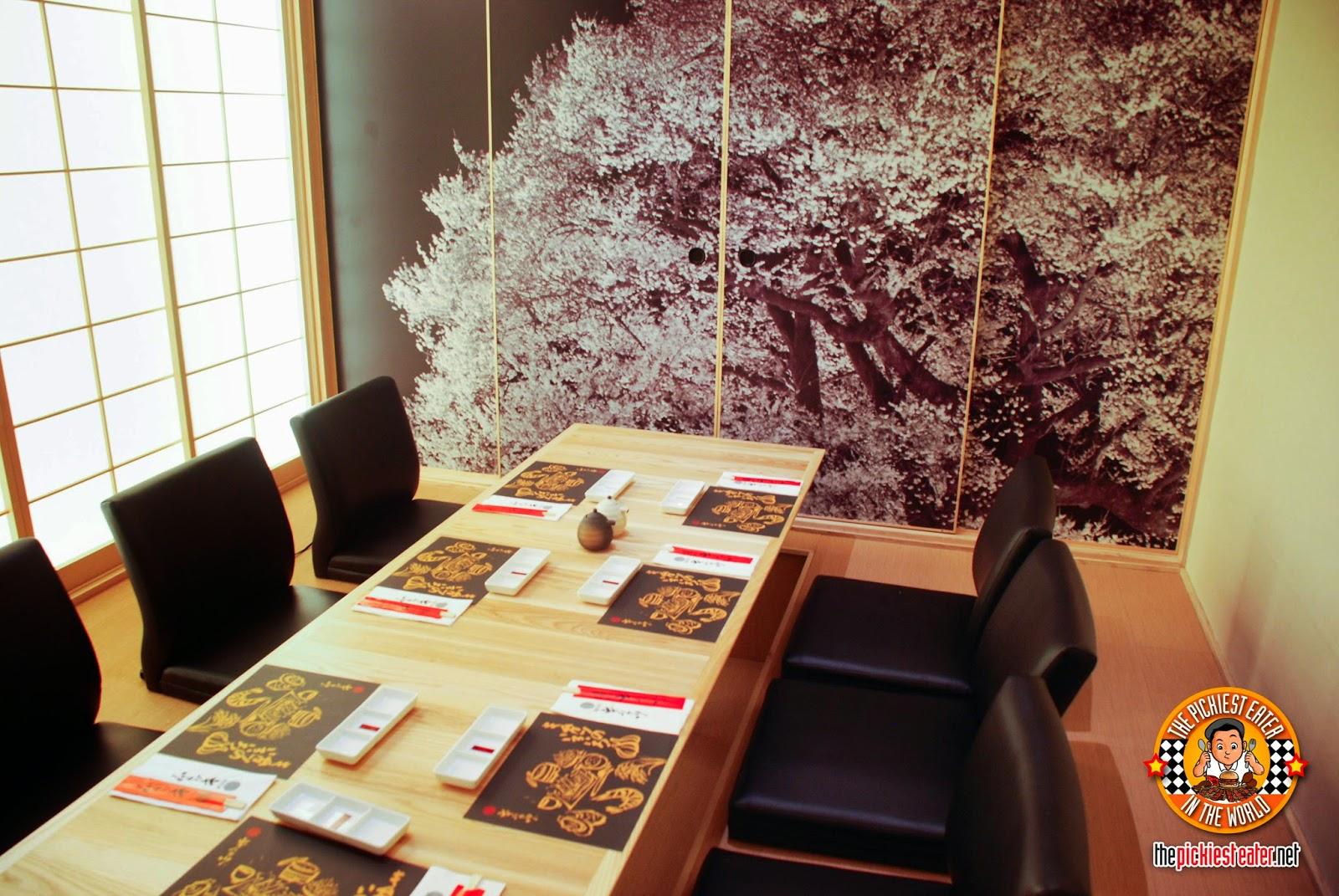 kimukatsu private room