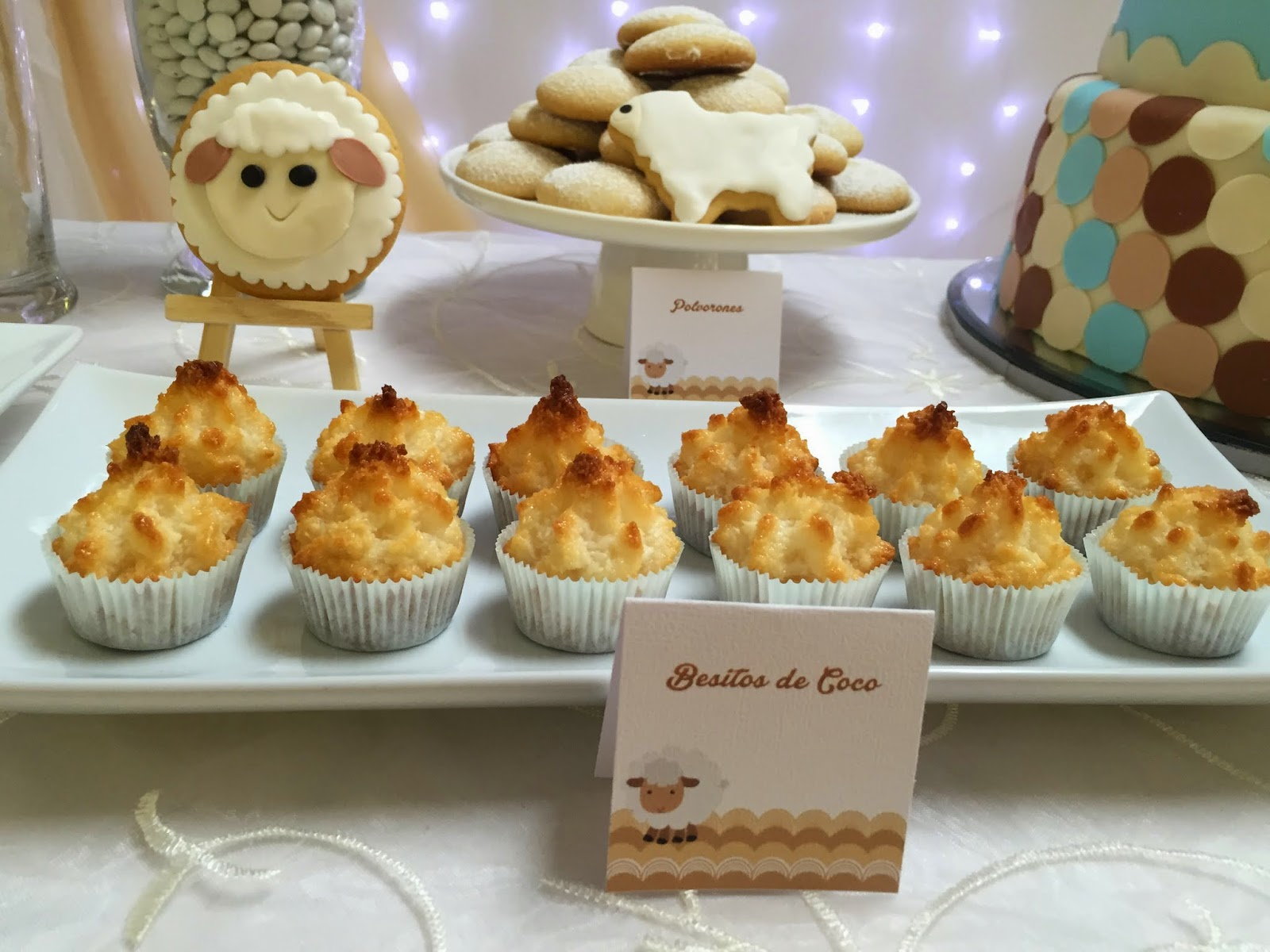 Partylicious Little Lamb Baby Shower