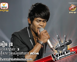 [ Week 4 ] - Team Pich Sophea អឿម រុន - The Voice Cambodia - Live Show - 2-11-2014