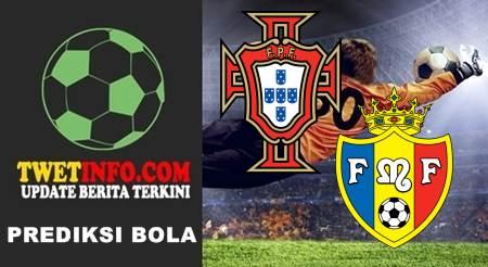 Prediksi Portugal U19 vs Moldova U19