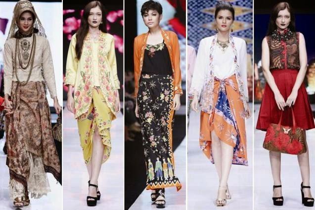 Kebaya Betawi Modern – Kebaya Asli Milik Indonesia