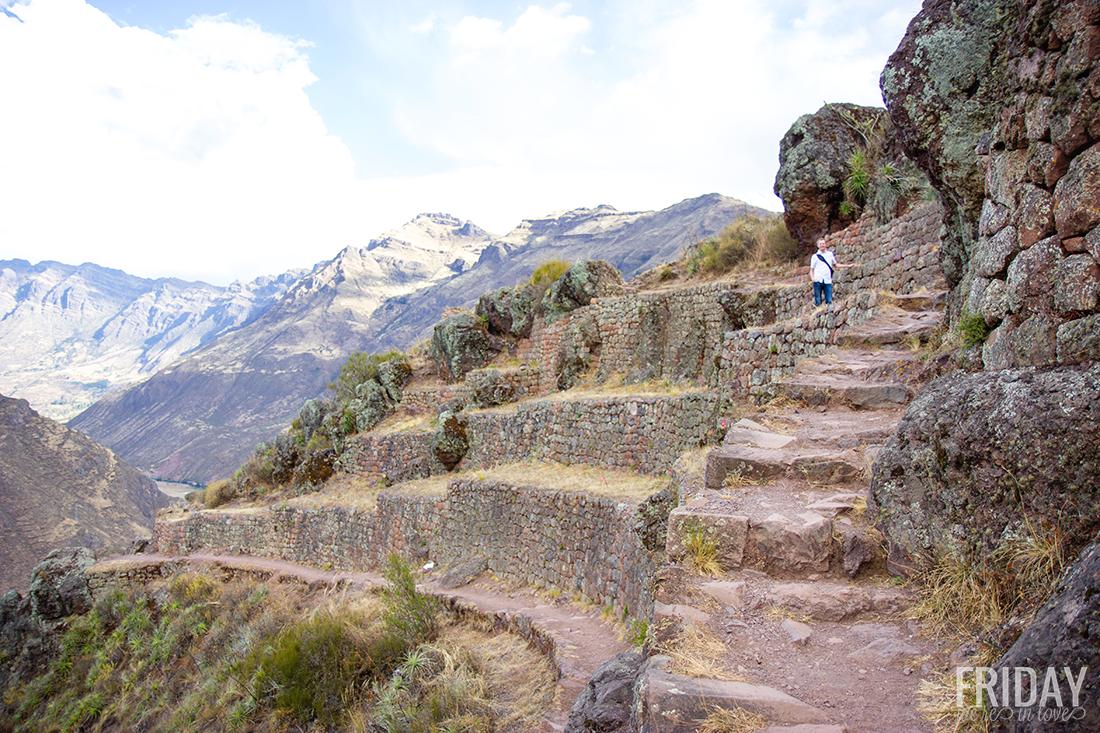 Incan Ruins- Pisac Peru