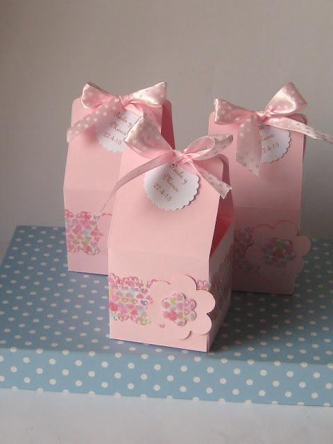 Chocolate y burbujas detalles para eventos cajas de jabones rosas - Cajas carton decoradas ...