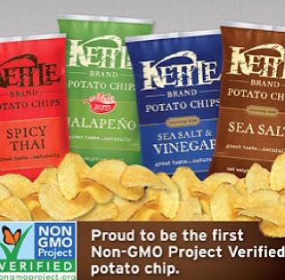 Kettle chips non gmo