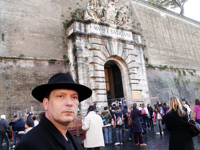 Consulta Portátil Fattorello en el Vaticano
