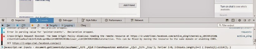 menambahkan teman facebook dengan javascript firefox console
