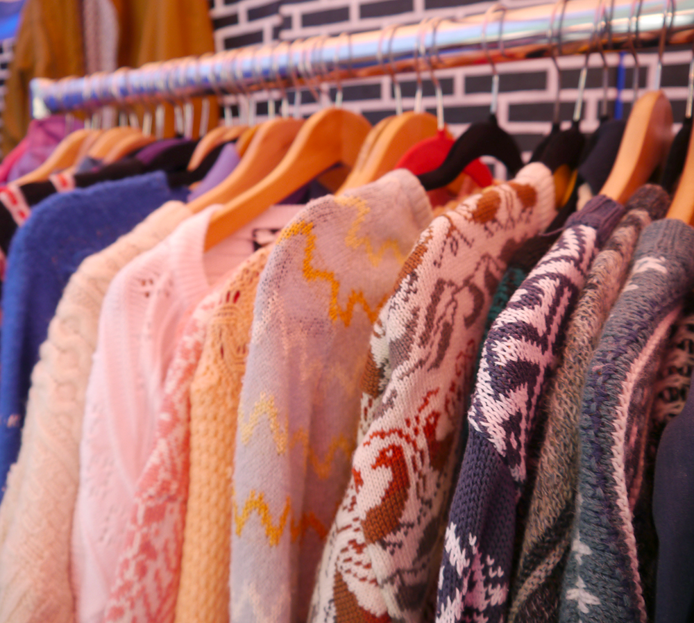 Dundee Pop Up Market, Pop Up Dundee, pop up event Dundee, market Dundee, shopping, Dreamland vintage, vintage knitwear