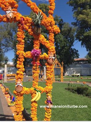 Ofrendas del Día de Muertos en Pátzcuaro