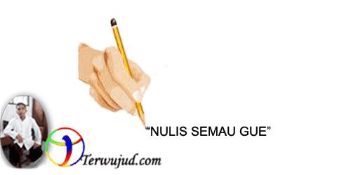 Blog Gado-Gado,Nulis Semau Gue