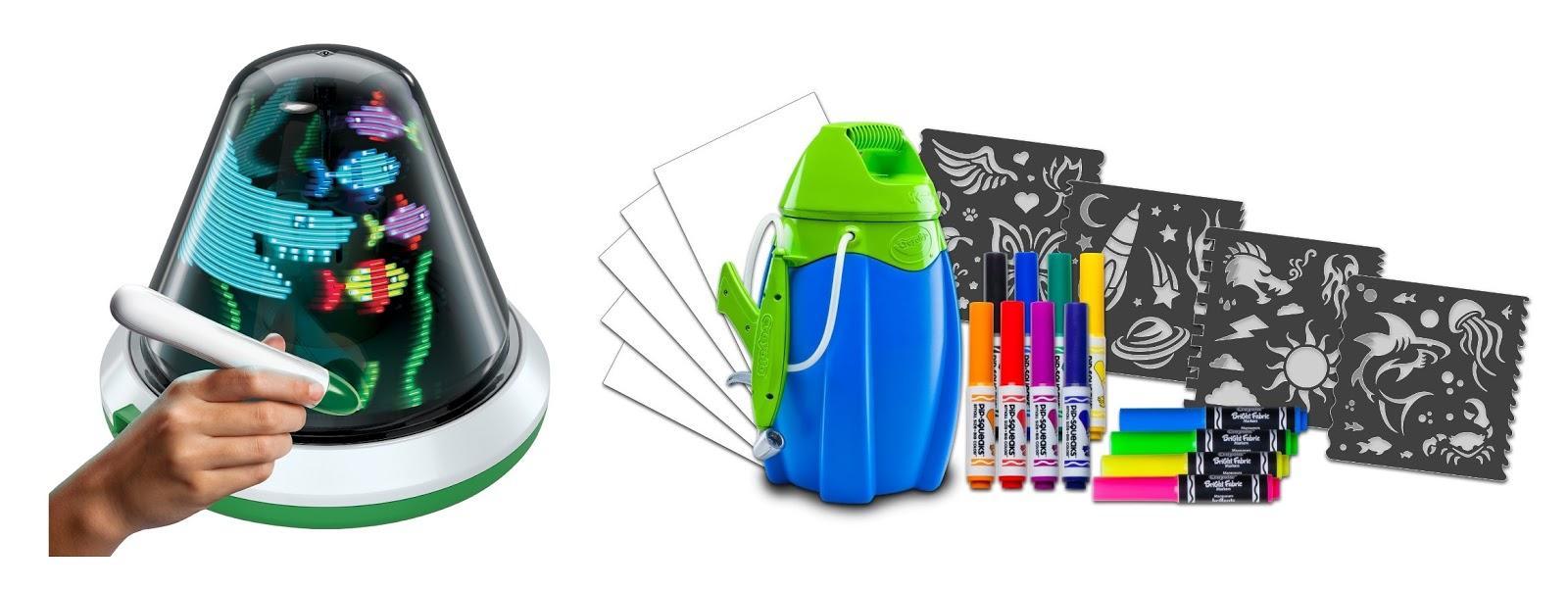 thanks, mail carrier | crayola digital light designer and marker