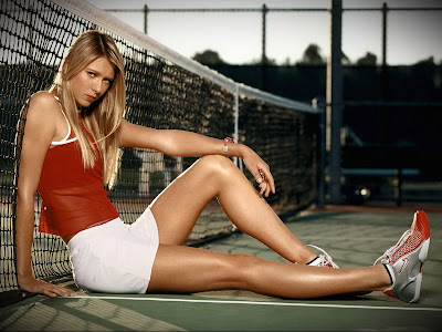 Maria Sharapova became the second No. in the World