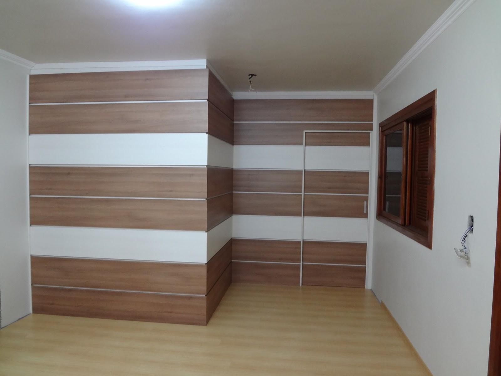 Quarto De Casal Com Closet Rafinha Paim ~ Painel Para Quarto De Casal Em Mdf