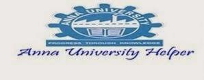 Anna University  Helper