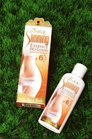 slimming essence hot lotion murah