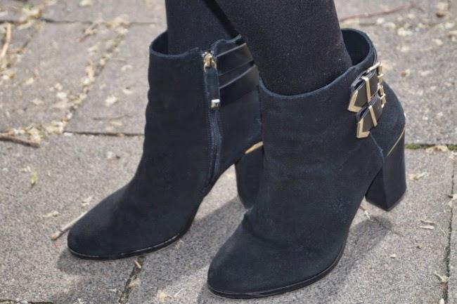 Caprice loves Fashion, Blog, Fashion, Mode, Outfit, Tasche, eBay, Rock, rosa, Mantel