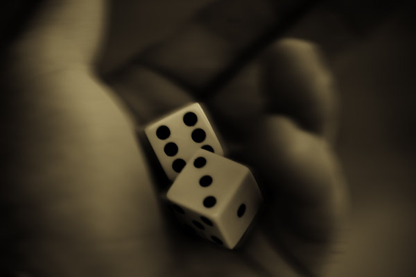 Stop Beating Around The Bush: The Dice Man...