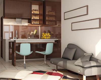 interior rumah minimalis bergaya eropa | interior rumah
