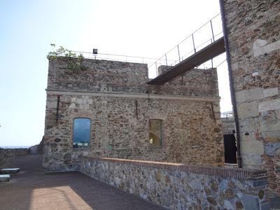 Castillo de Priamar. Savona. Italia
