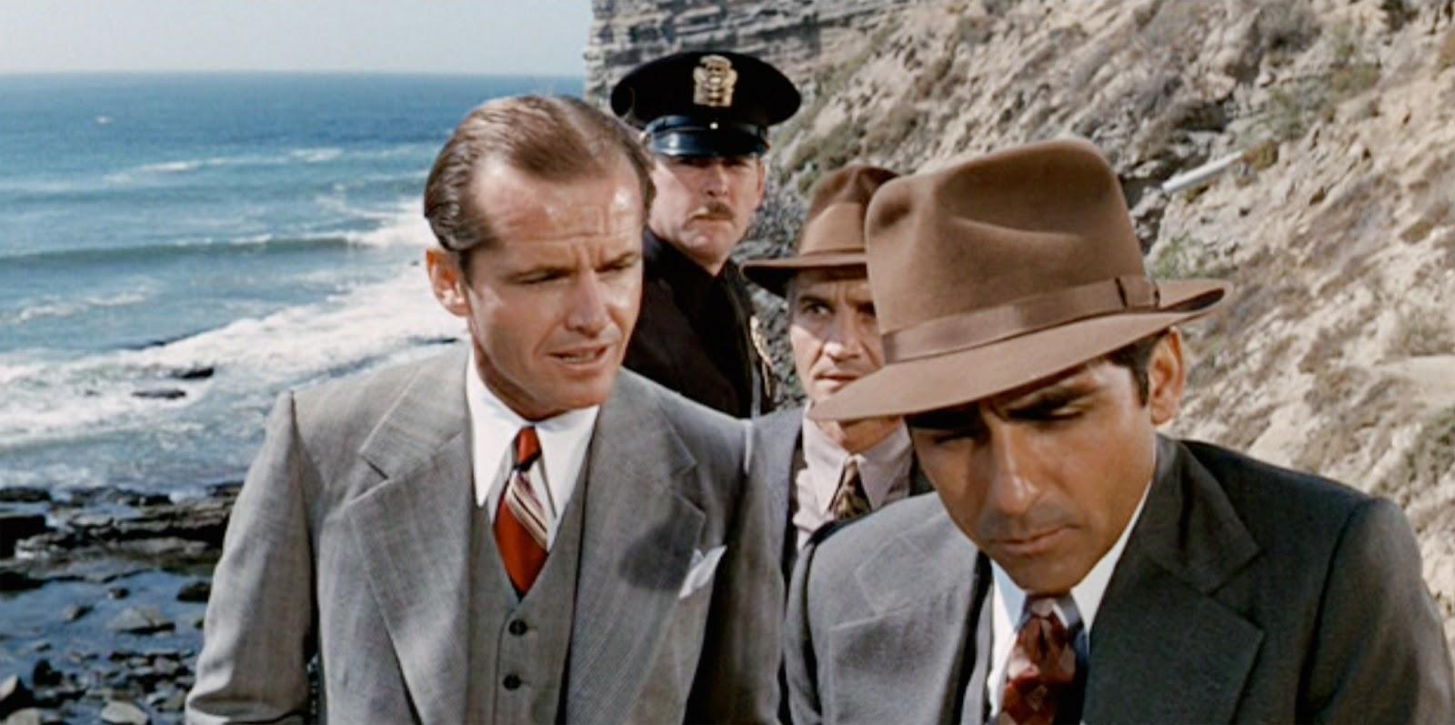 Jack Nicholson Chinatown Suit