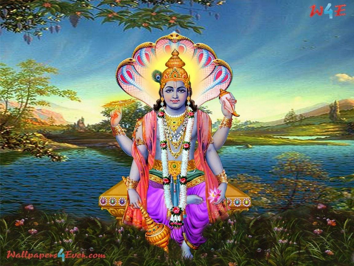 Lord Vishnu Wallpapersbhagwan Narayanalord Jagannathhindu God