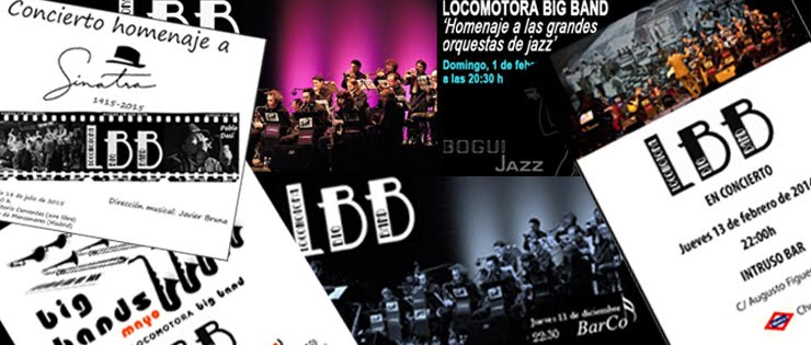 LOCOMOTORA BIG BAND