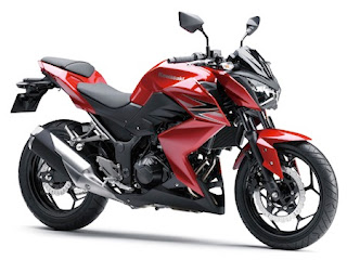 KAWASAKI NINJA Z 250 STREET FIGHTER