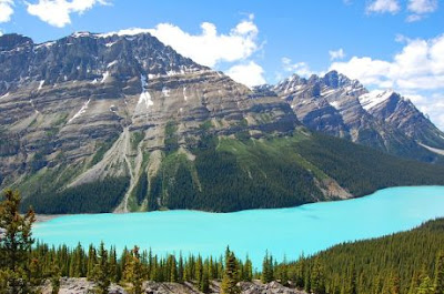Peyto-Lake, Canada