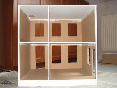 Maison de Léa,Miniature,Maquette,Maison XVIII