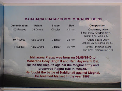 maharana pratap composition