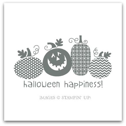 Stampin' Up! Halloween Happiness Digital Stamp Brush