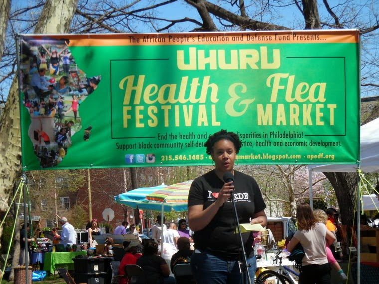 The Philadelphia Tribune's Article about the 2015 Uhuru Health Festival & Flea Market!