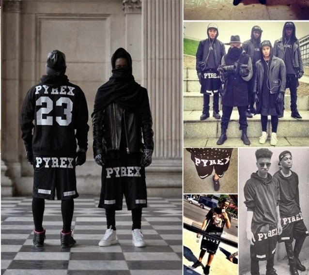 swag-obey: pyrex clothing Kanye West Clothing Line