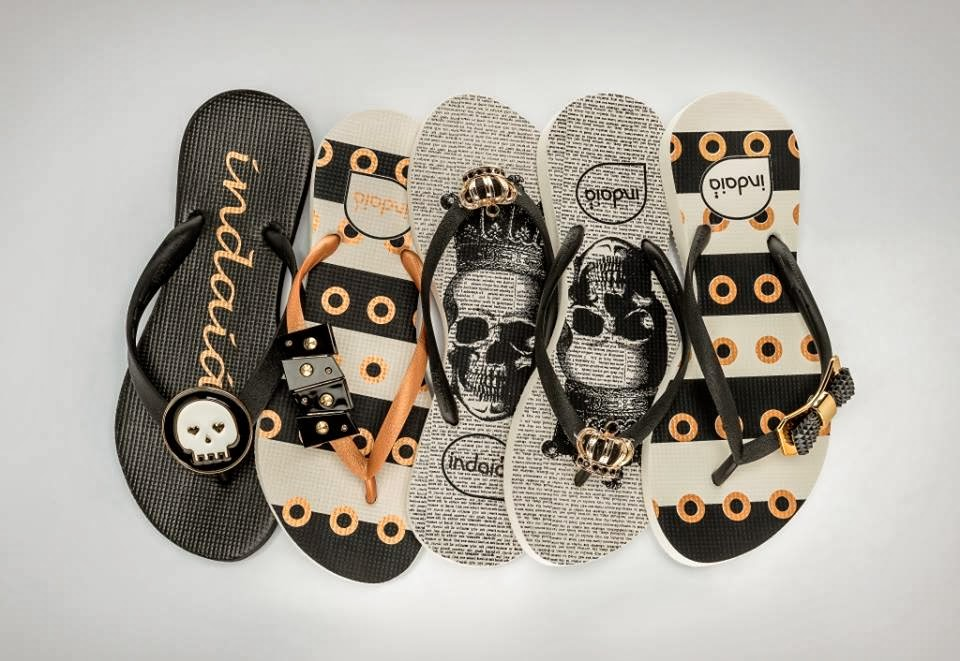 Sandálias Indaiá chinelos