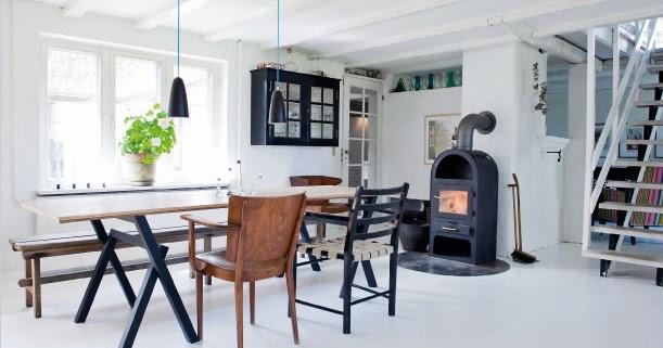 la maison d 39 anna g une ferme danoise transform e. Black Bedroom Furniture Sets. Home Design Ideas