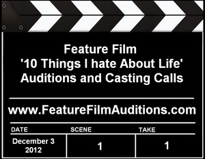 10 Things I hate About Life Auditions Casting Calls