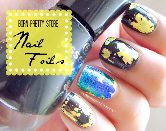 Born Pretty Store Nail Foils