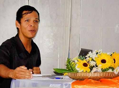 Dor e comoção no velório do jovem professor Itamar Rocha