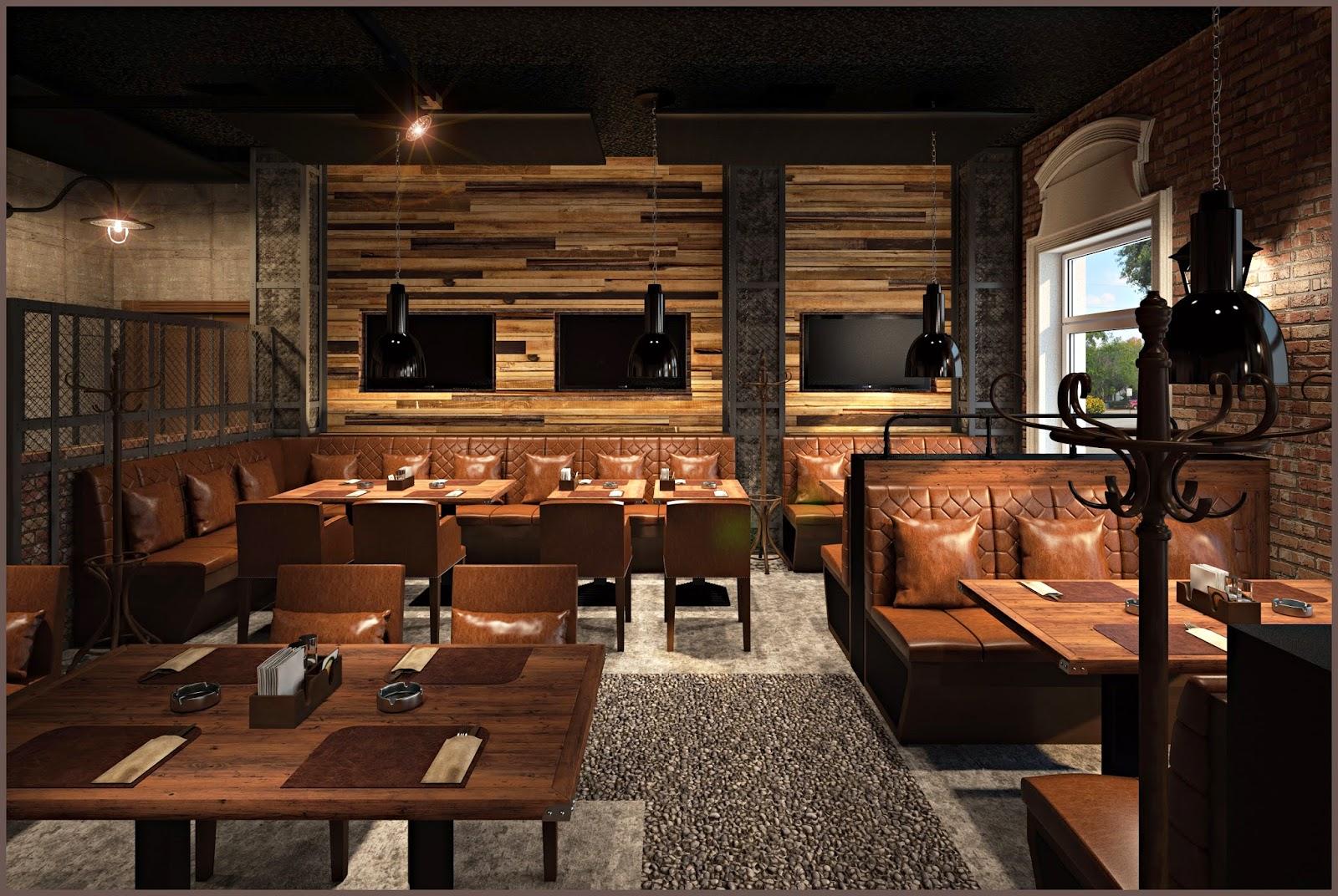 Разработка фирменного стиля ресторана