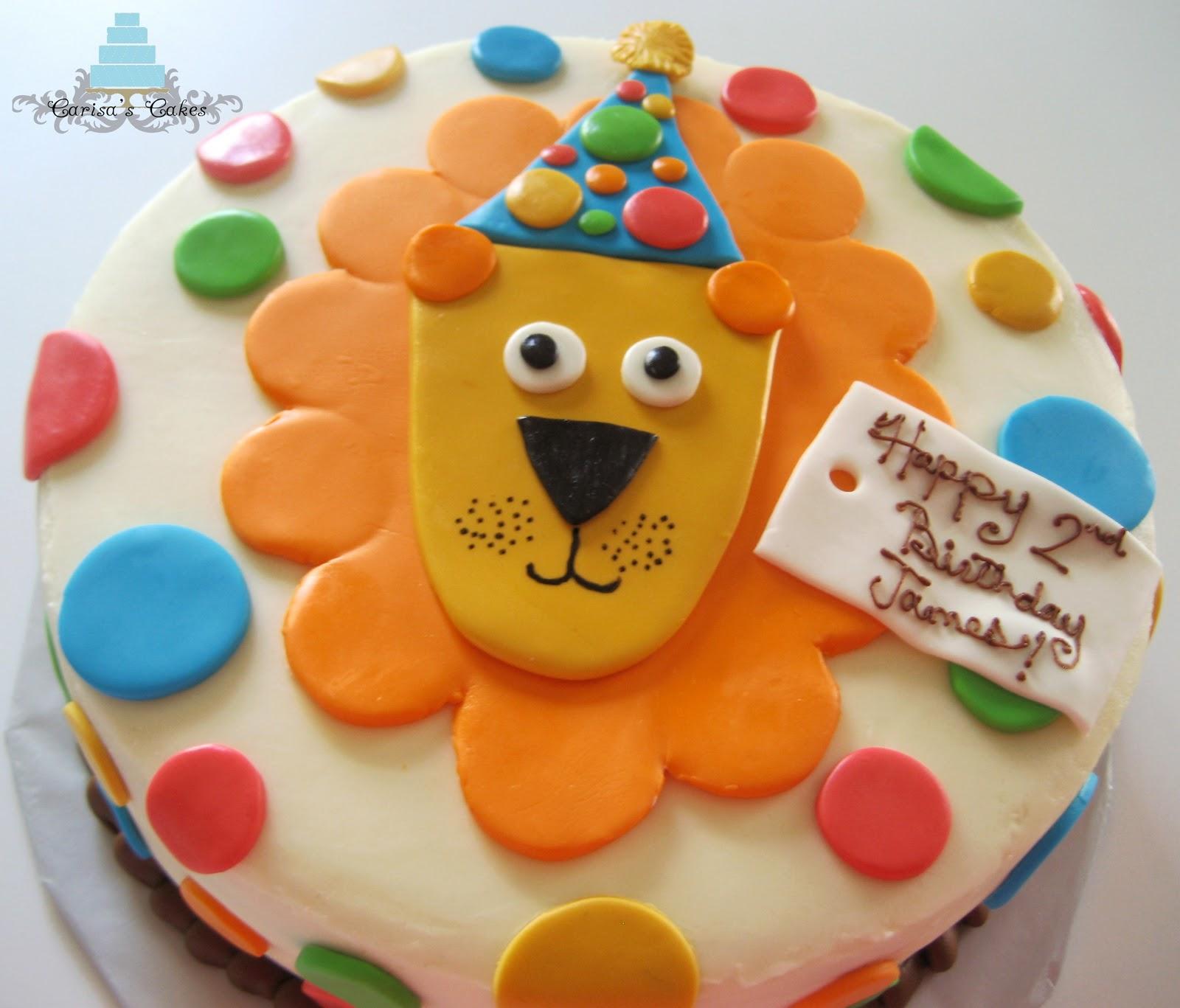 Carisas Cakes April 2011