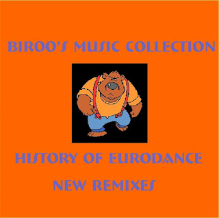 VA - Bir00's Music Collection - History Of Eurodance - New Remixes (2012)
