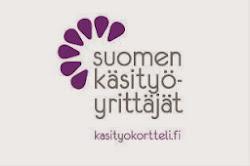Kuulumme suomen käsityöyrittäjiin