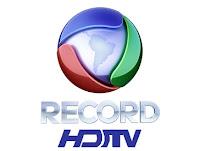 Record HD codificada no satélite StarOne C2