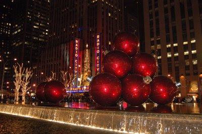 Pacotes para o Natal em Nova York 2013
