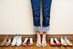 Cuánto calzas?