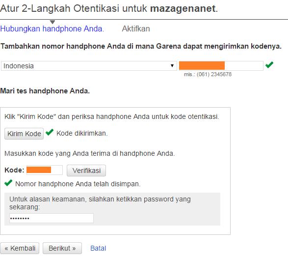 Tips Agar Akun Point Blank Garena Indonesia Tidak Dihack