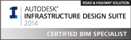 Autodesk Certified BIM Specialist: Road and Highway Solution