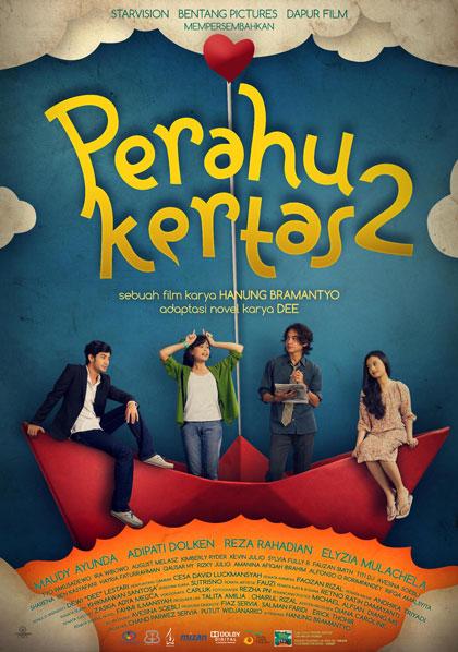 Download Film Perahu Kertas 2 | Movie Trailer