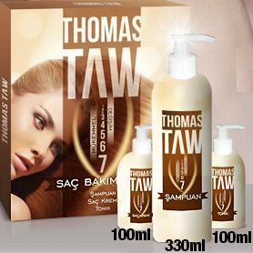 Thomas Taw Saç Bakım Seti