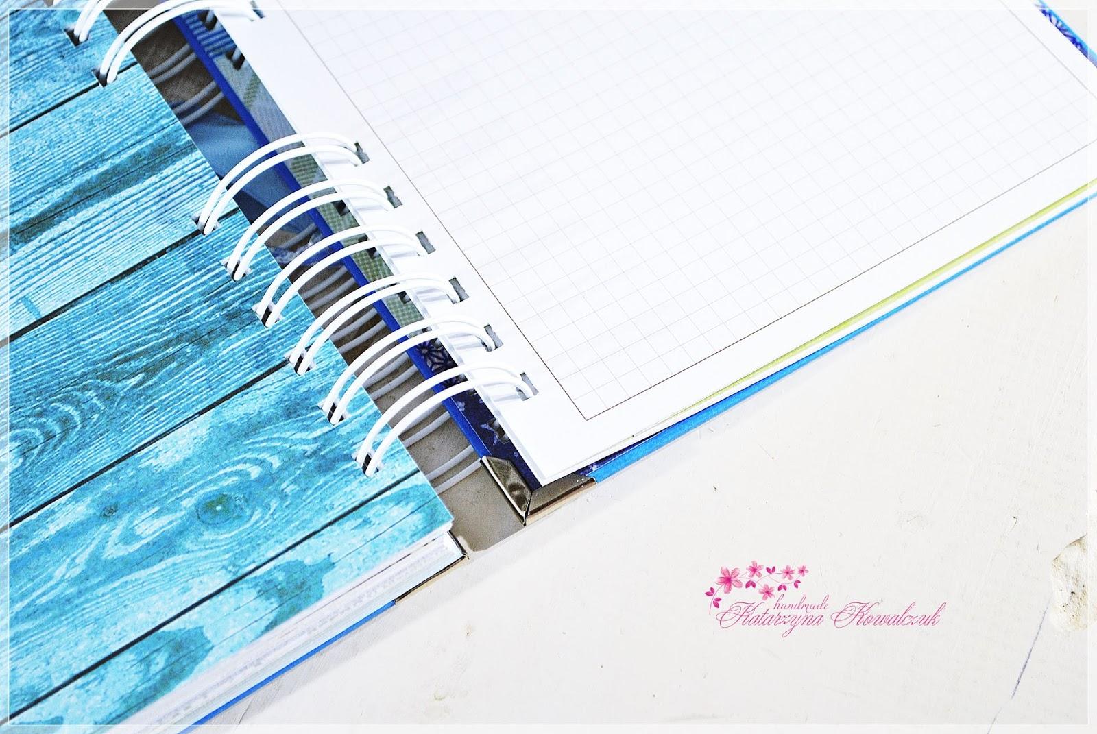 Notes na Pierwsze Słowa Dziecka scrapbooking